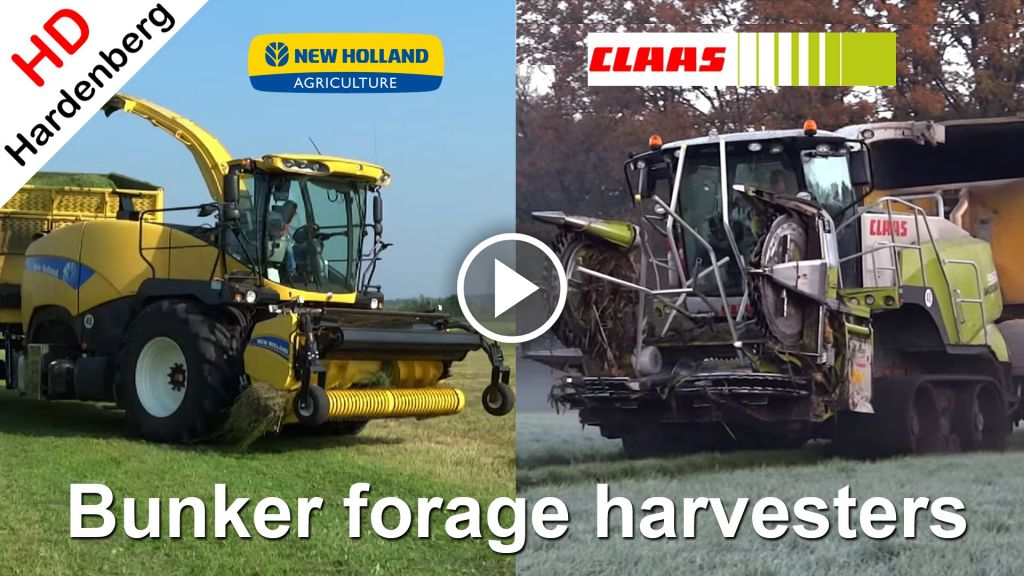 Video Claas Jaguar Field Shuttle