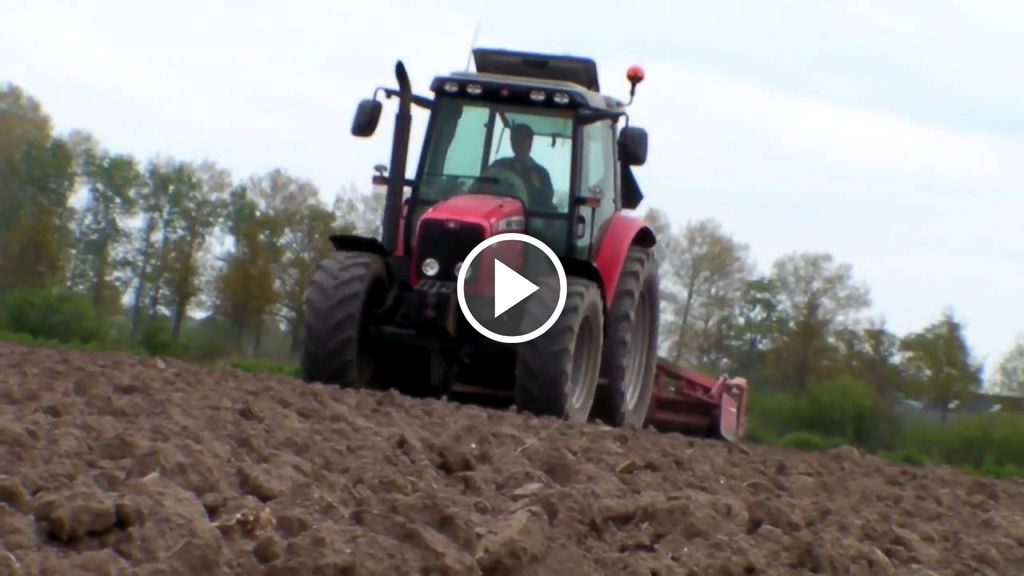 Vidéo Massey Ferguson 6455