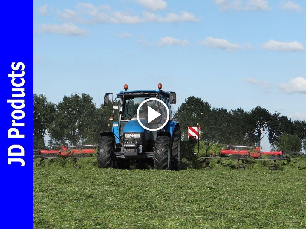 Video New Holland TL80