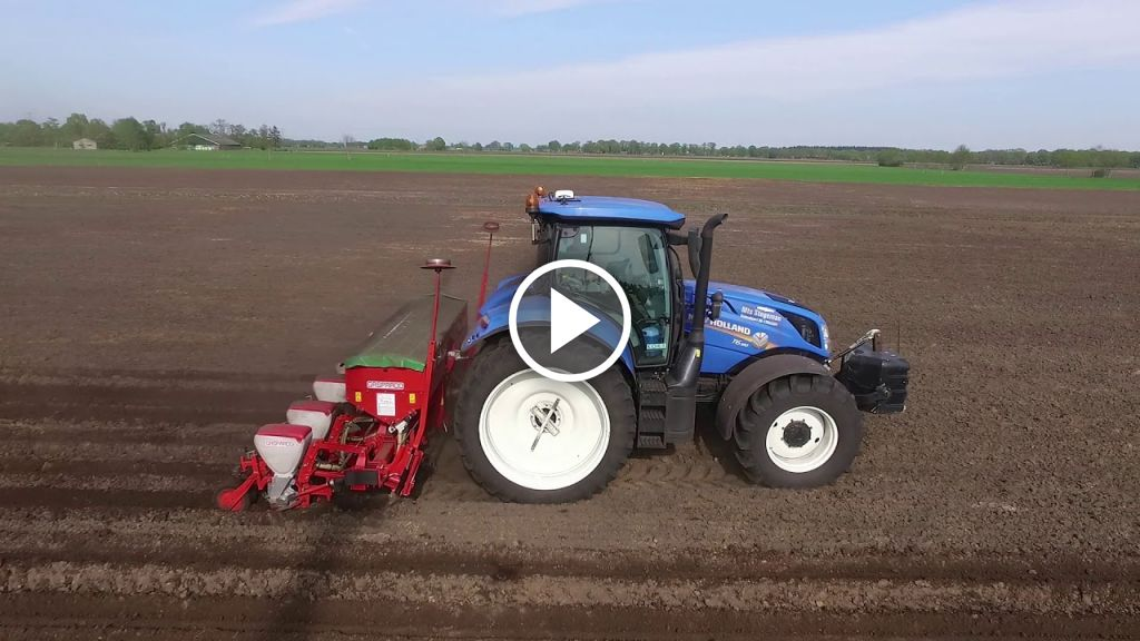 Video New Holland T 6.180