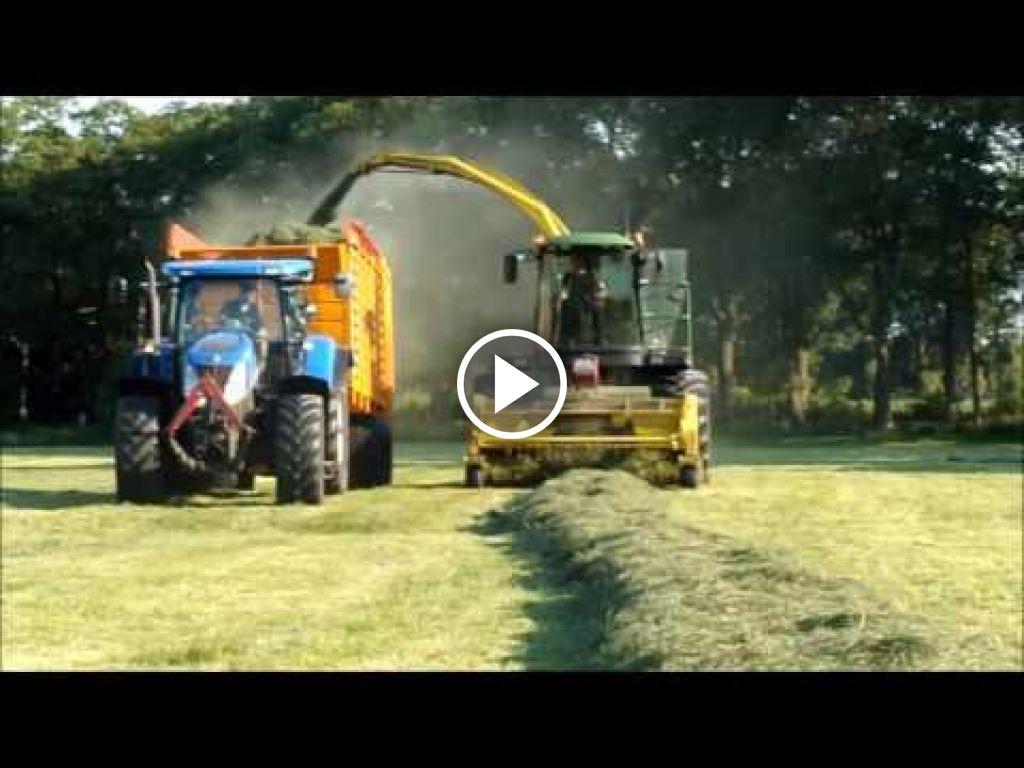 Video John Deere 6710