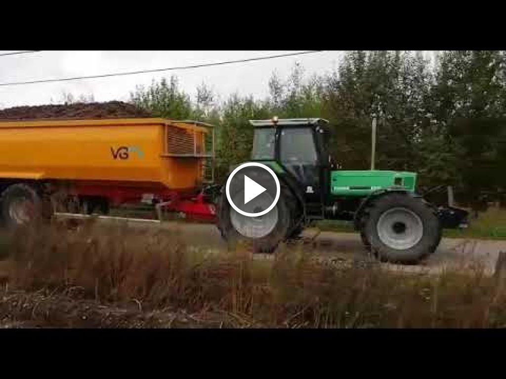 Video Deutz-Fahr DX 6.31