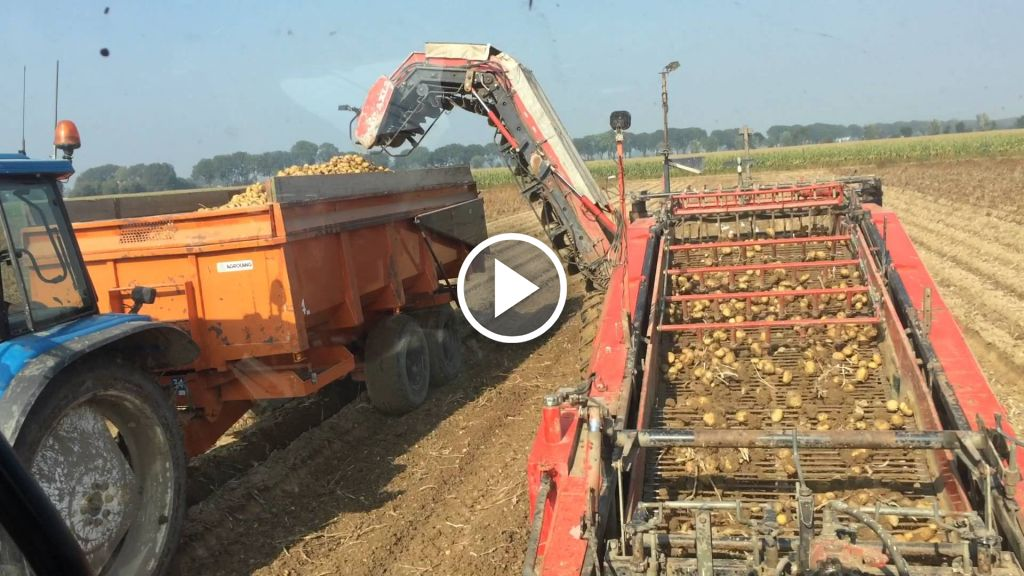 Video New Holland T 6030 Gen2