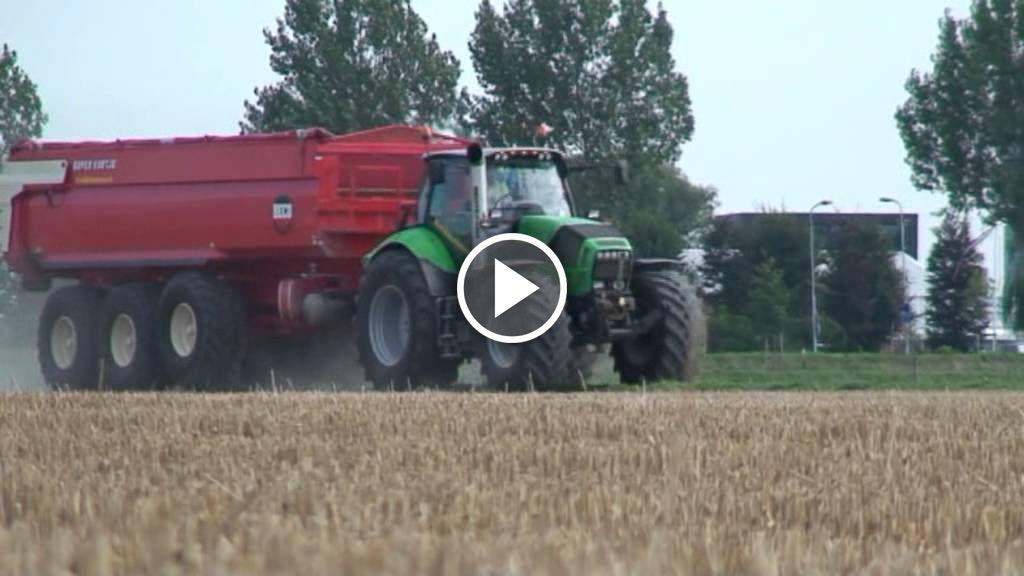 Video Deutz-Fahr Agrotron TTV 630