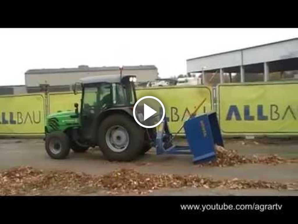 Video Deutz-Fahr Agroplus 70