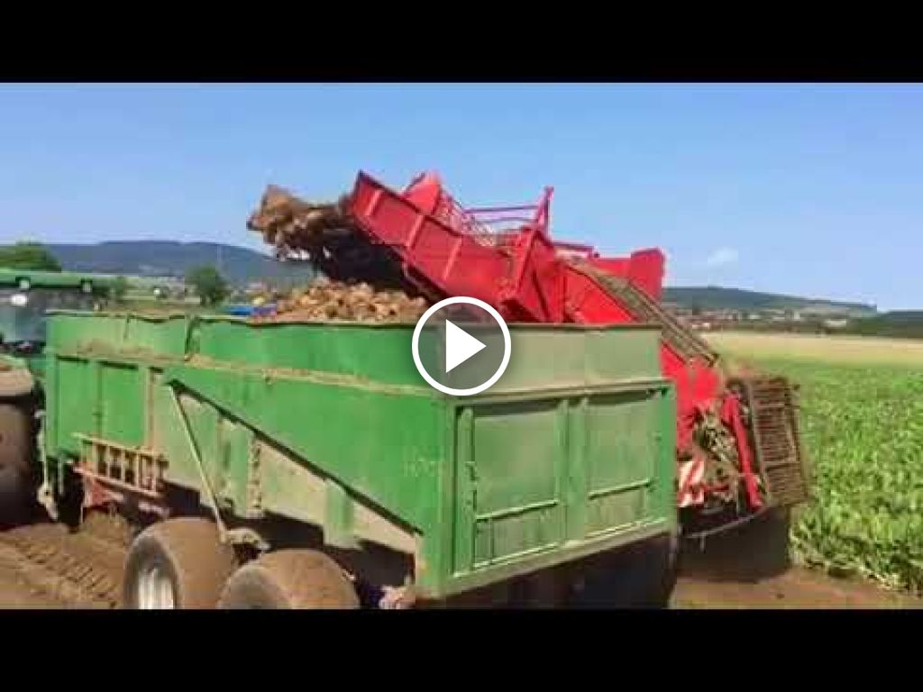 Video New Holland T 6.140