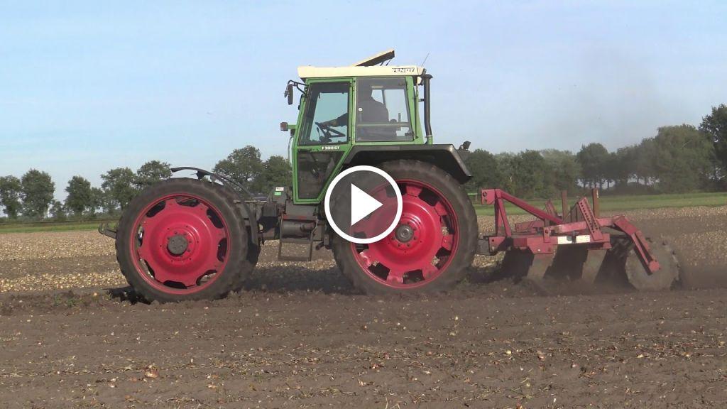 Video Fendt F 380 GT