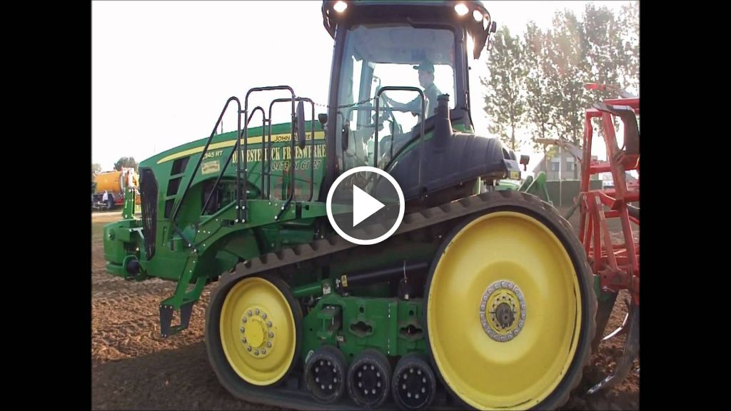 Video John Deere 7280R