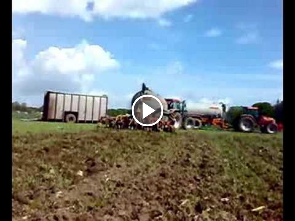 Wideo Case IH Maxxum MX 150