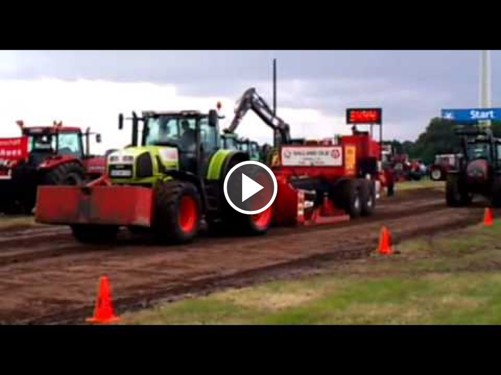 Video Claas Atles