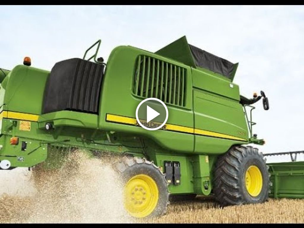 Wideo John Deere T 660