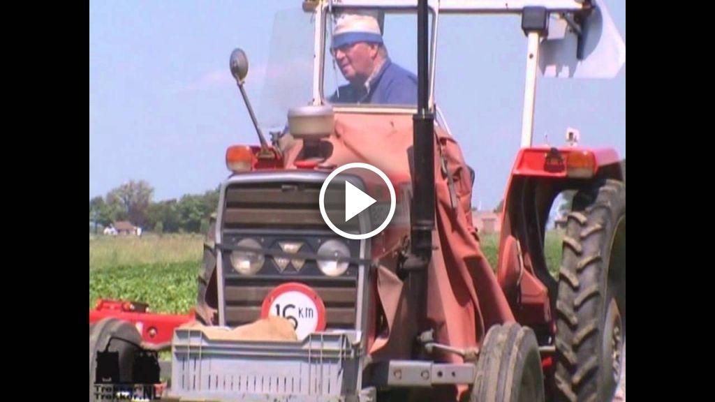 Vidéo Massey Ferguson 265