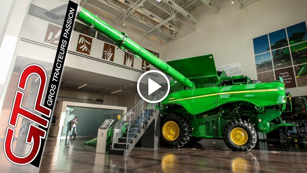 Wideo John Deere S 690i