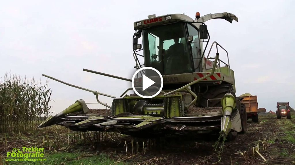 Video Claas Jaguar 850