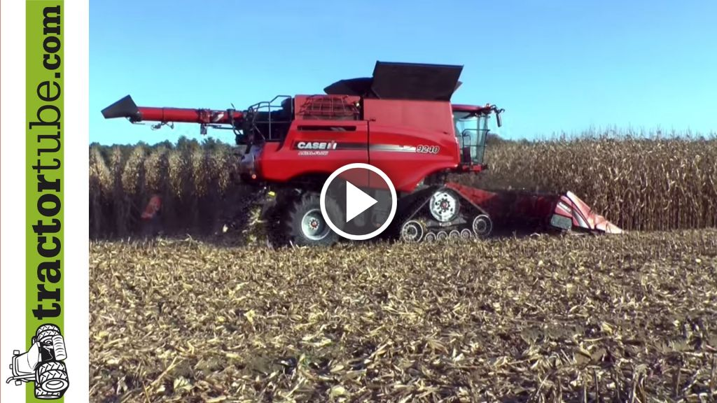 Wideo Case IH Axial Flow 9230