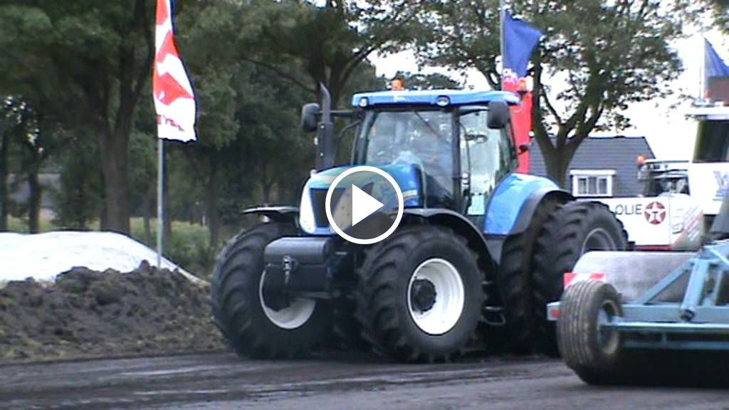Video New Holland T 7.270