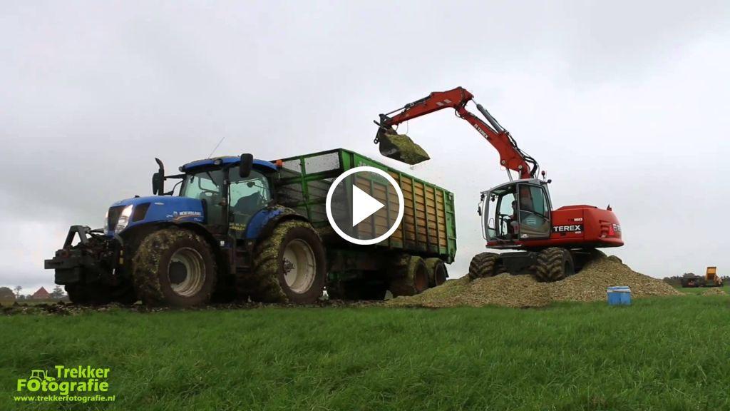 Vidéo New Holland FR 9060