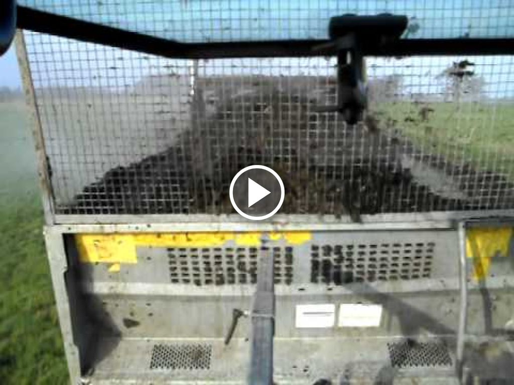 Vidéo Massey Ferguson 6460