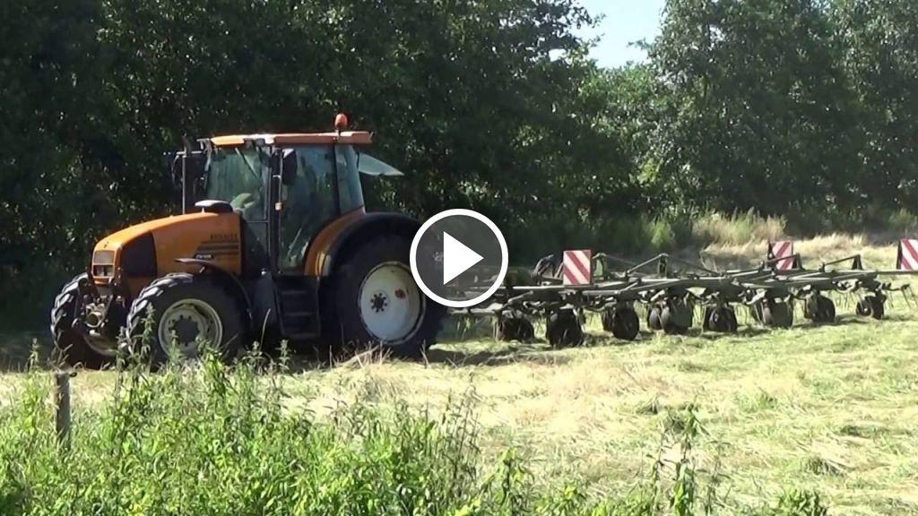 Vidéo Renault Ares