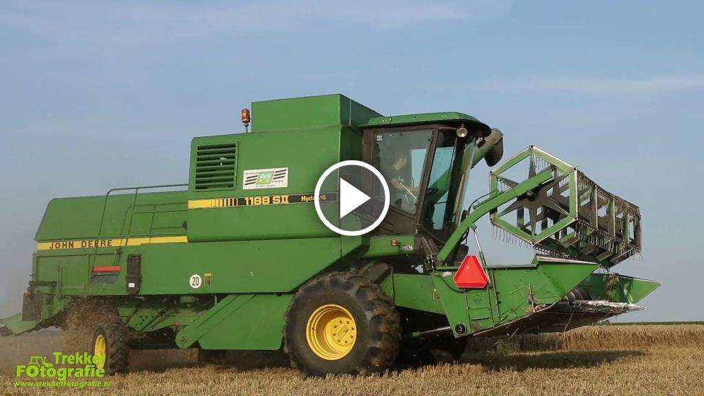 Video John Deere 1188