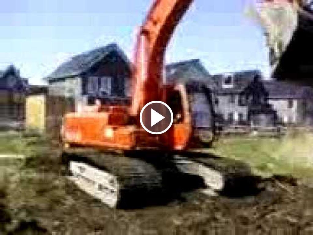 Wideo Hitachi EX 215