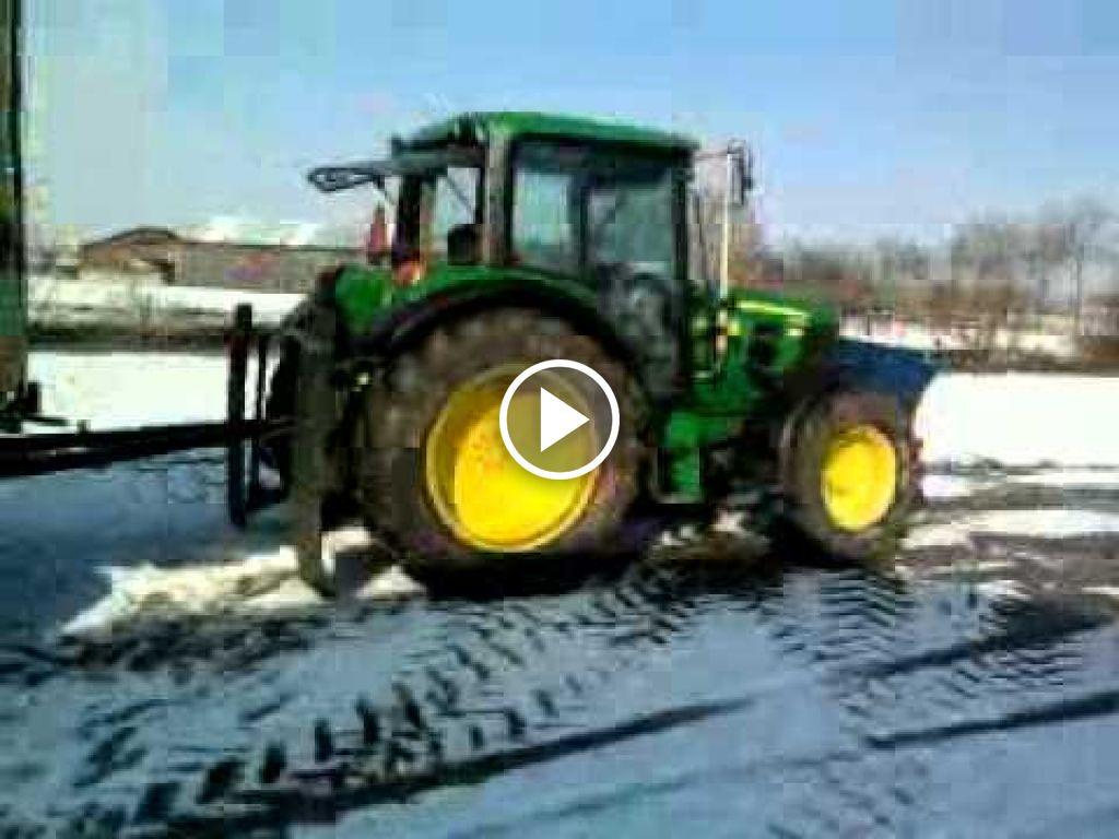 Wideo John Deere 6130