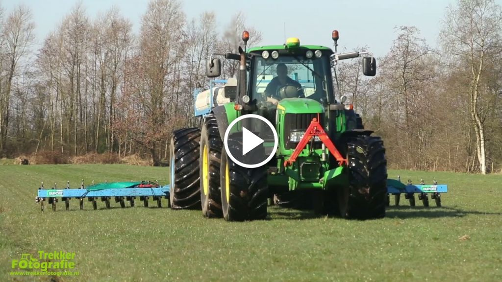 Video John Deere 6830 Premium