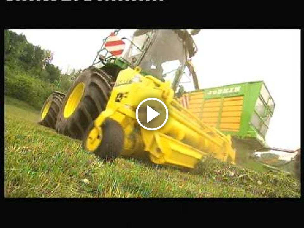 Wideo John Deere 7750i