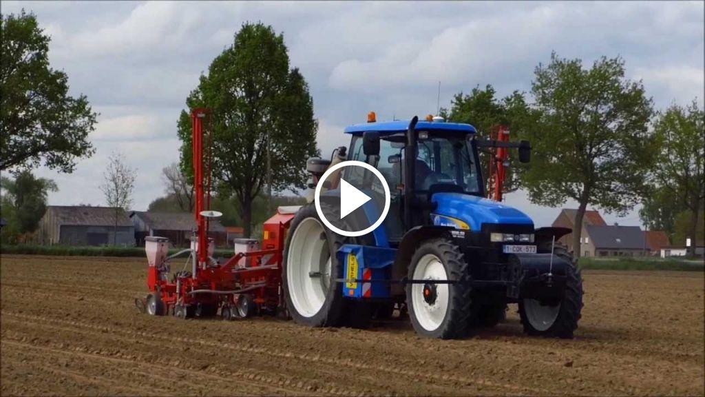 Video New Holland TM 140