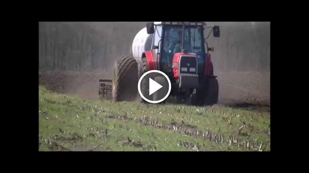 Vidéo Massey Ferguson 6140