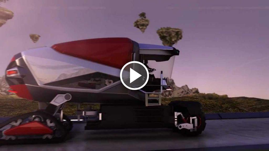 Vidéo Massey Ferguson Prototype