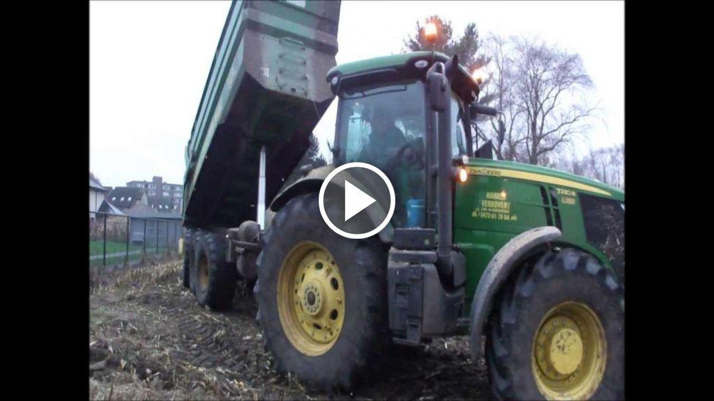 Video John Deere 7500