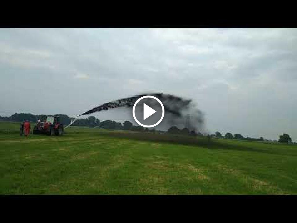 Vidéo Massey Ferguson 6190