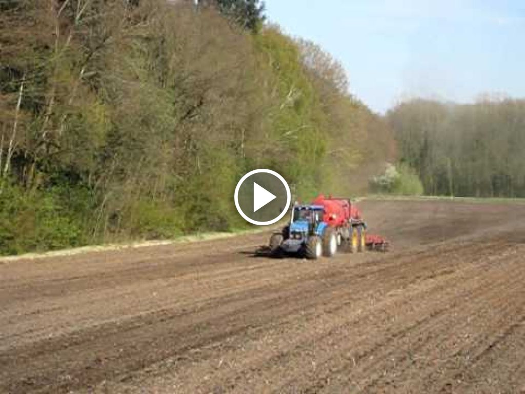 Video New Holland 8870