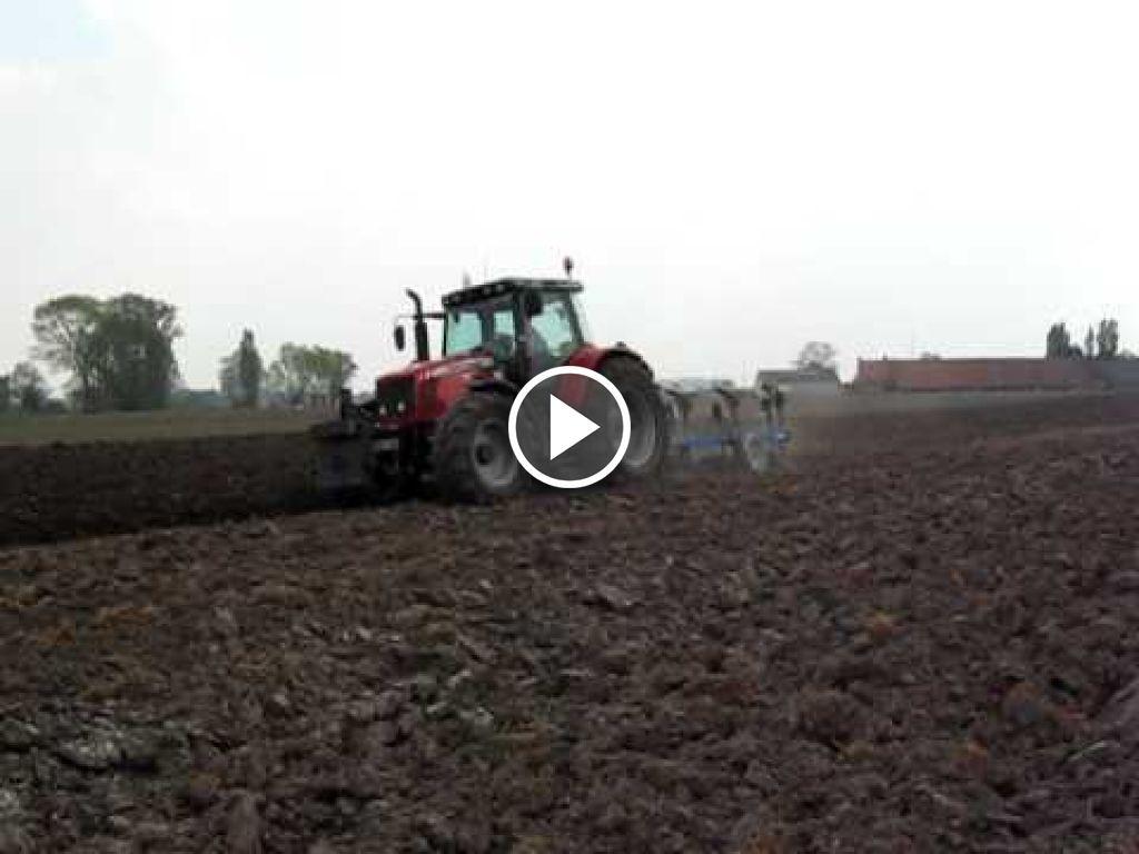 Vidéo Massey Ferguson 6470