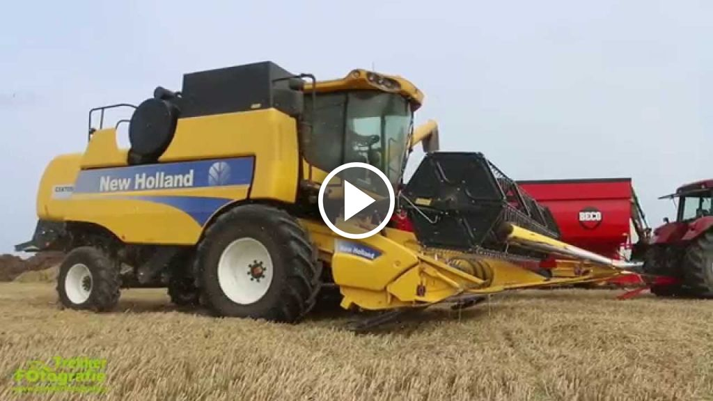 Video New Holland CSX7050