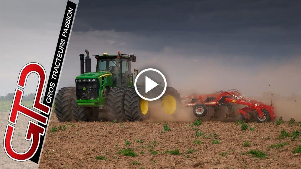 Wideo John Deere 9530