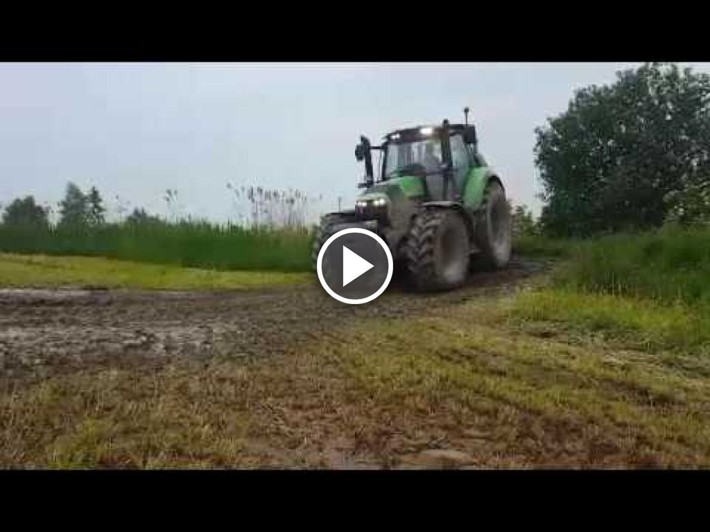 Video Deutz-Fahr Agrotron 6190