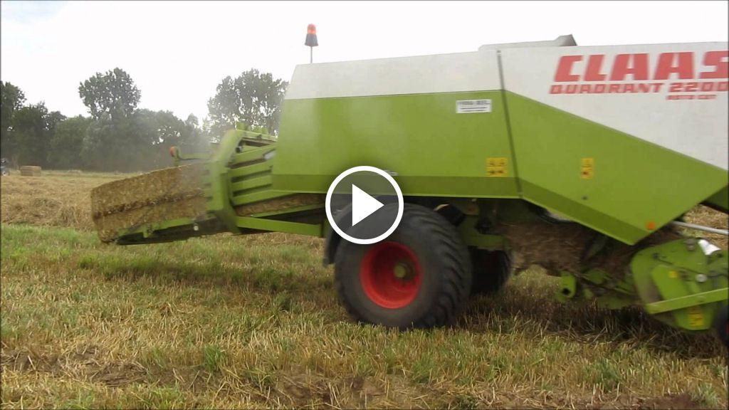 Vidéo Massey Ferguson 6490 Dyna-6