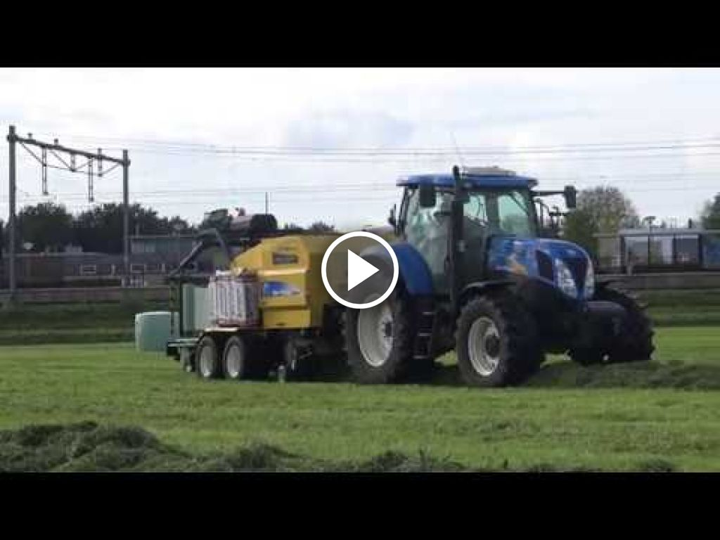 Video New Holland 6630