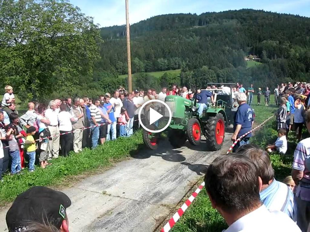 Video Fendt Dieselross F24