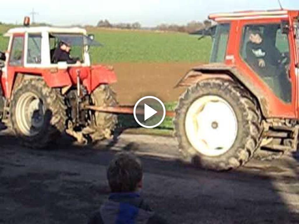 Video Steyr 8100
