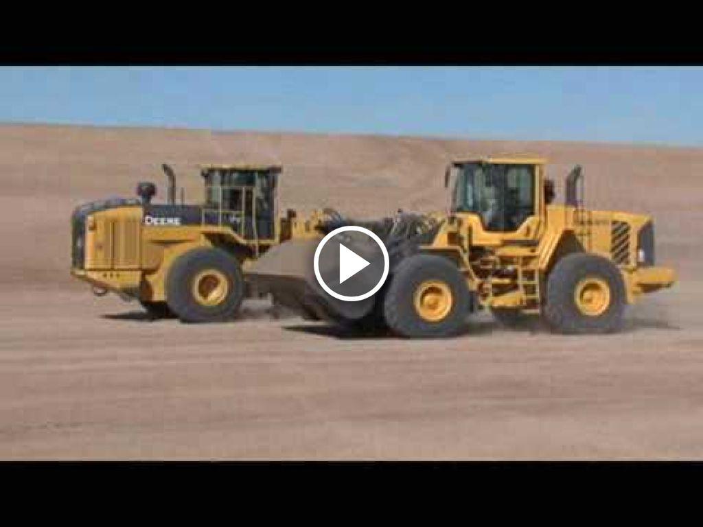 Wideo John Deere Shovel