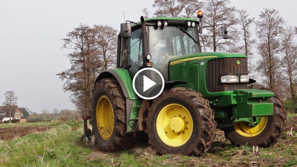 Video John Deere 6620