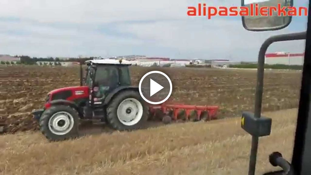Video Claas Ares 557