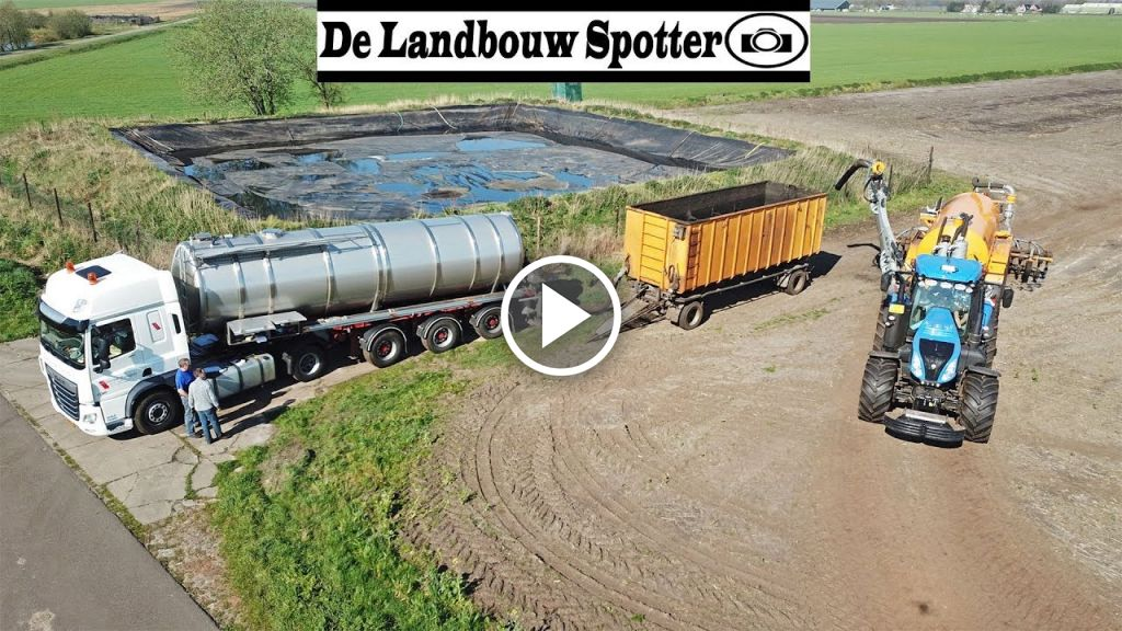 Video New Holland T 8.350