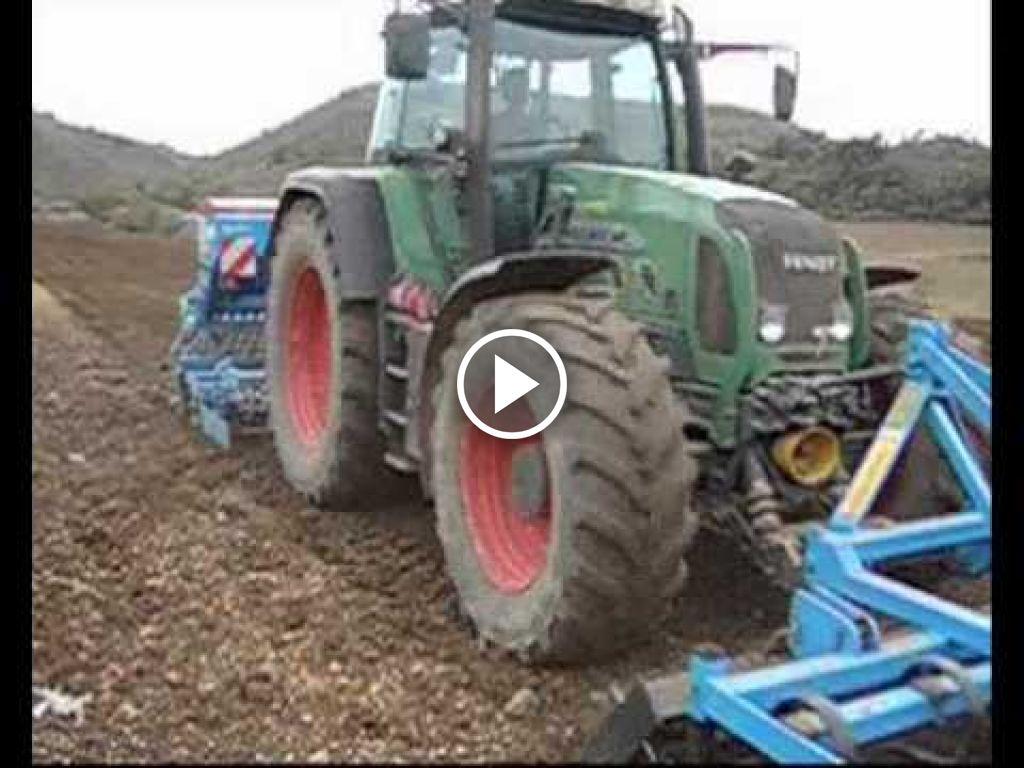 Video Fendt 817