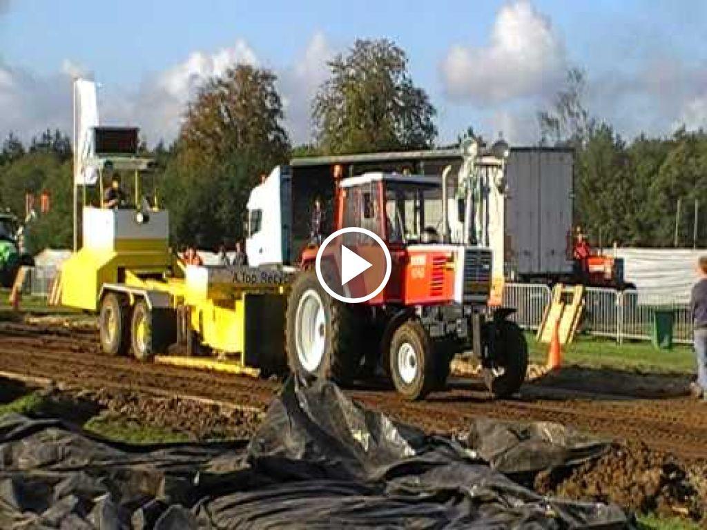 Videó Steyr 8140
