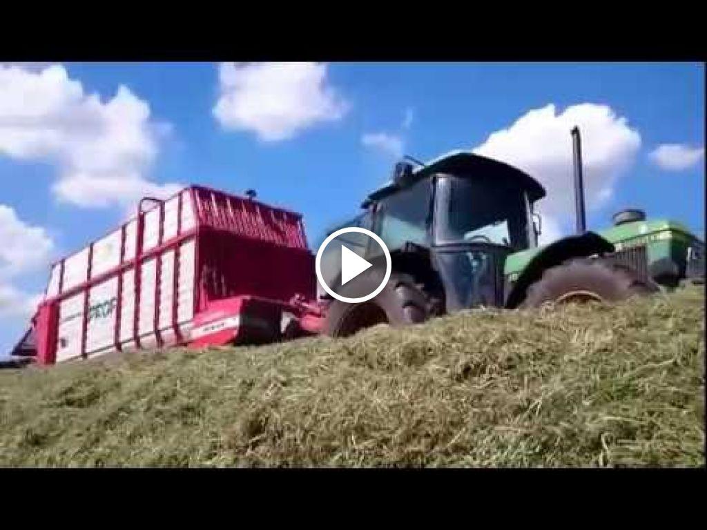 Video John Deere 2850
