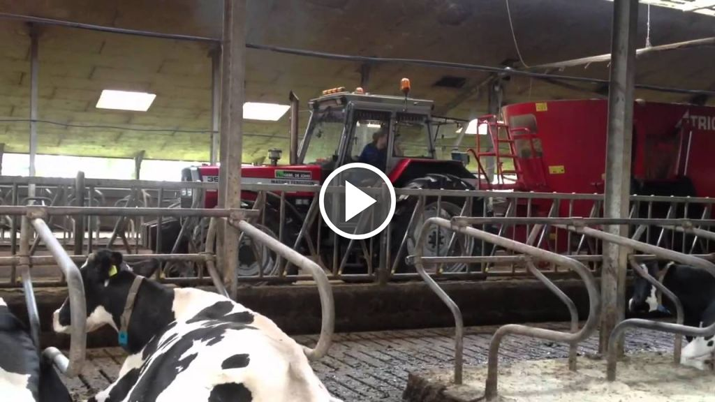 Video Massey Ferguson 399